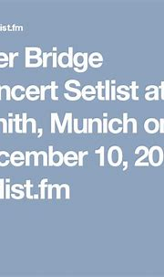 Nct Concert Setlist