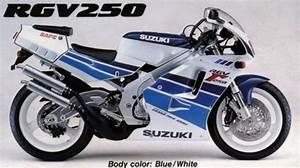 Suzuki Rgv 250    Rgv250 Workshop Manual    Repair Manua