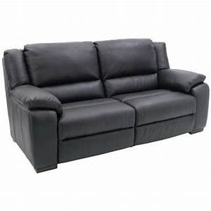 Photos canape 2 places relax conforama for Canape cuir relax electrique conforama