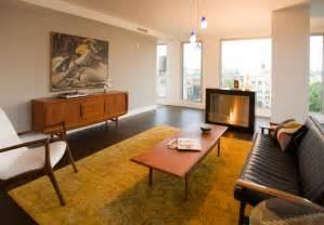 Zen Inspired Living Room