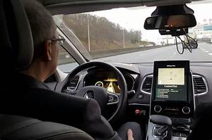 On A Test Le Renault Espace Autonome Sur Route Ouverte