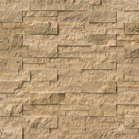 daltile bath accessories cordoba noche ledger panel 6x24 travertine wall tile