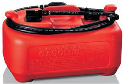 6 Gallon Boat Portable Fuel Tank Mercury Hose Assembly by Evinrude 6 Gallon Dura Tank Epa Compliant Fuel Tank Fuel