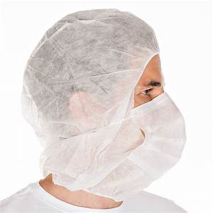 Astronaut cap SMS with face mask weiß - Item # 13230 ...
