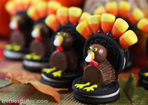 best easy thanksgiving desserts easy thanksgiving oreo turkey dessert best friends for frosting