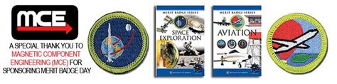 Aviation & Space Exploration Merit Badge Day