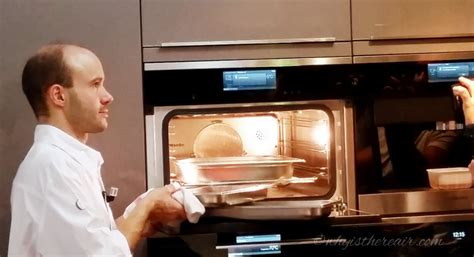 ecole cuisine alain ducasse steam cooking with miele at alain ducasse of