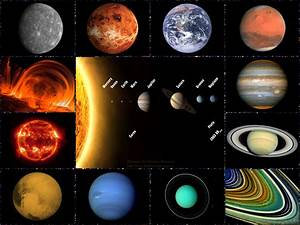 All 10 Planets - Pics about space