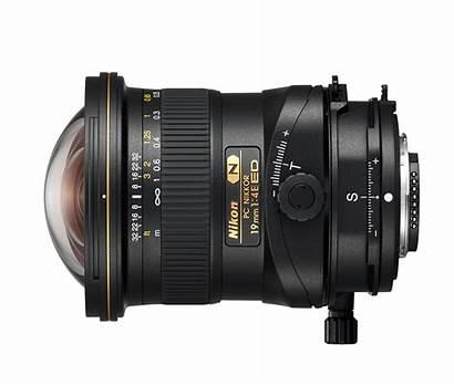 Lens Nikkor Pc Nikon Lenses Ed Dslr