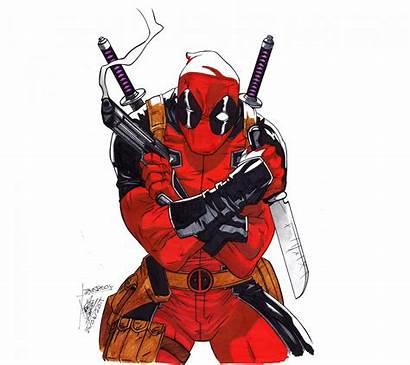 Deadpool Wallpapers Lee Lauren Smith Galaxy Comics