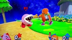 Fan Art How Kirby Looks Like After Absorbing Piranha