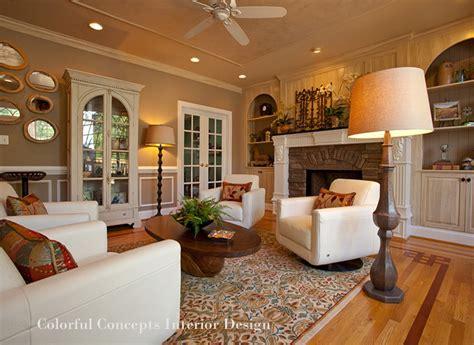 22 Traditional Living Room Interior Design