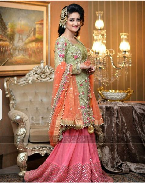 zainab chottani bridal collection  pakistani dresses