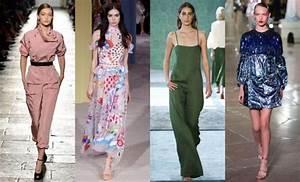 Trends Sommer 2017 : spring summer 2017 fashion trends ~ Buech-reservation.com Haus und Dekorationen