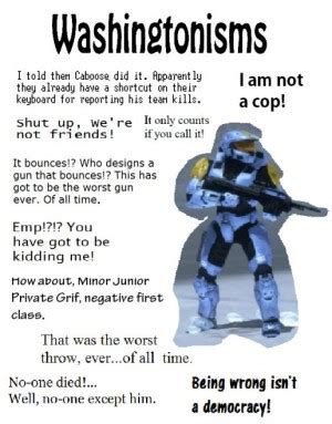 Rvb Memes - red vs blue isms quotes quotesgram