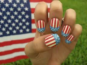 Th of july nail designs page beautyhihi