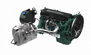 Volvo Penta 5l  13l Diesel Engines