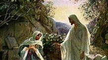 Oster-Passion: Was Jesus mit Maria Magdalena verbindet - WELT