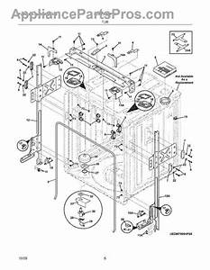33 Frigidaire Dishwasher Assembly Diagram
