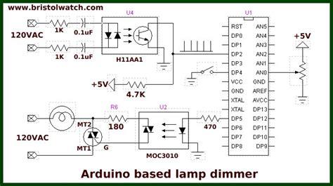 Improved Zero Crossing Detectors For Arduino