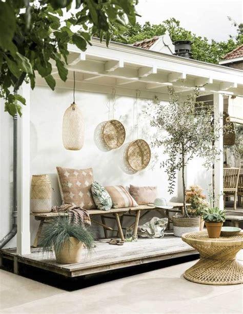 decoration terrasse boheme le specialiste de la