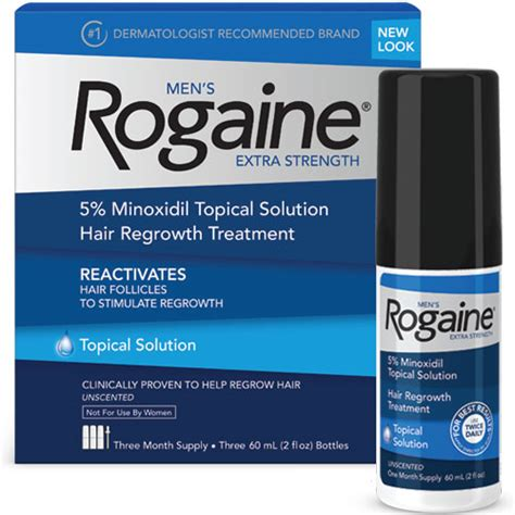 Rogaine Foam Hair Regrowth Reviews