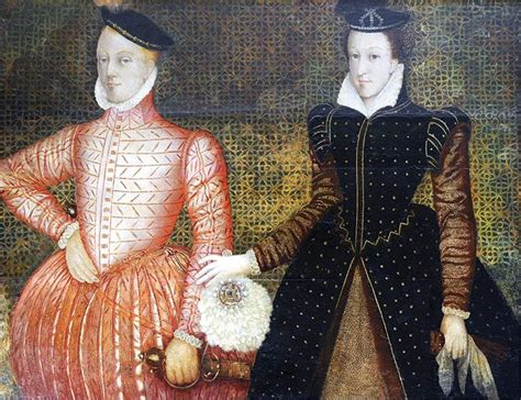 mary queen  scots marries  edinburgh history today