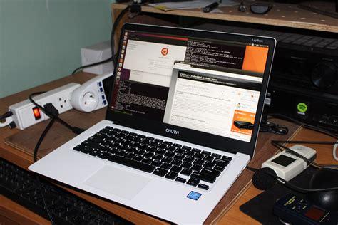 installing ubuntu   chuwi lapbook  apollo lake