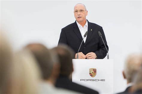 Porsche Betriebsratschef by Porsche Betriebsrat Zellfertigung Muss Nach Deutschland