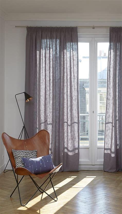 Schlafzimmer Vorhänge Ideen by Gardine Bellevue Mit Kr 228 Uselband 1 St 252 Ck In 2019