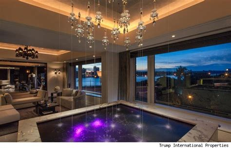 homes of the rich they jellyfish tanks safe rooms
