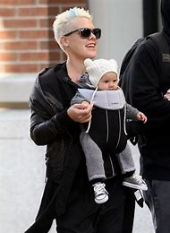 Pink Singer and Daughter Willow
