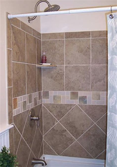 tub surround tile pattern home sweet home