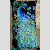 Colorful Peacock Tattoo Drawing | 900 x 1527 jpeg 407kB