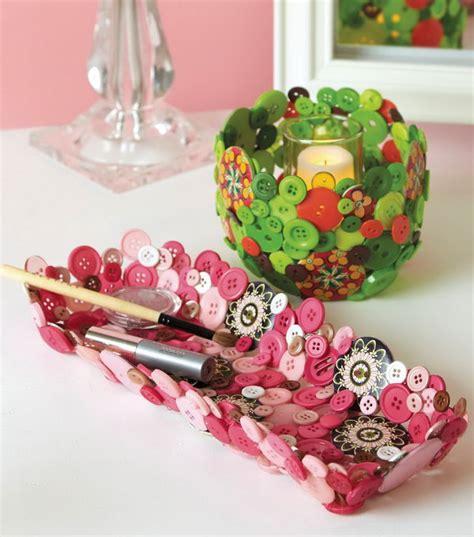 Fun And Cute Diy Button Crafts Hative