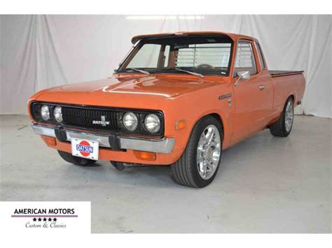 Datsun Trucks For Sale by 1978 Datsun For Sale Classiccars Cc 924746