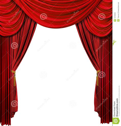 stage curtain royalty  stock images image
