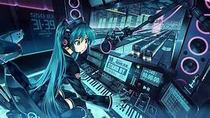 Anime DJ Wallpapers - Wallpaper Cave