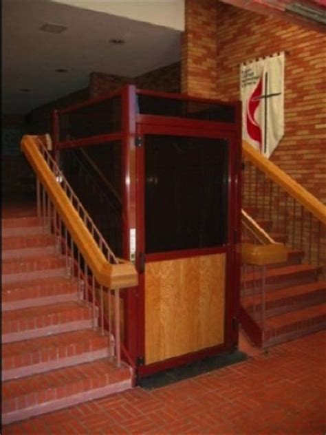 wheelchair platform lifts with styleuniversal design style