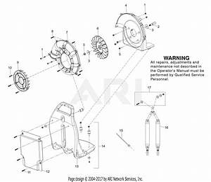 34 Poulan Leaf Blower Parts Diagram