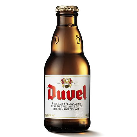 bouteille de bi 232 re duvel mini 18cl