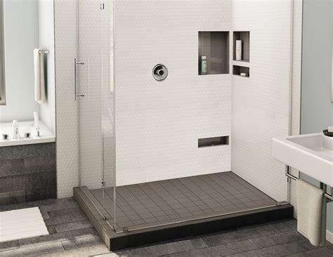 homeofficedecoration custom shower stall base
