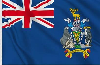 Georgia Sud Bandera Bandiera