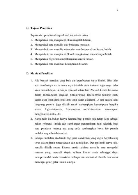contoh membuat latar belakang makalah contoh makalah