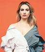 Lily James - Telegraph Magazine June 2019 Photos • CelebMafia