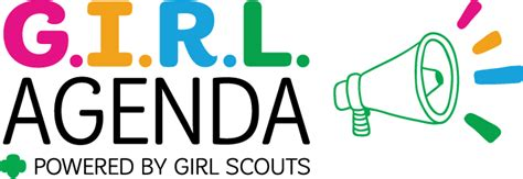 G.i.r.l. Agenda Powered By Girl Scouts