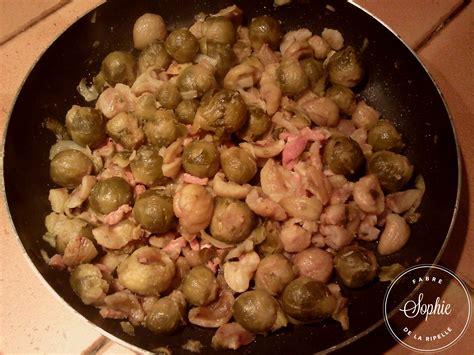 cuisiner choux cuisiner des choux de bruxelles choux de bruxelles