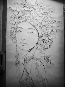 Amazing Stencil Art