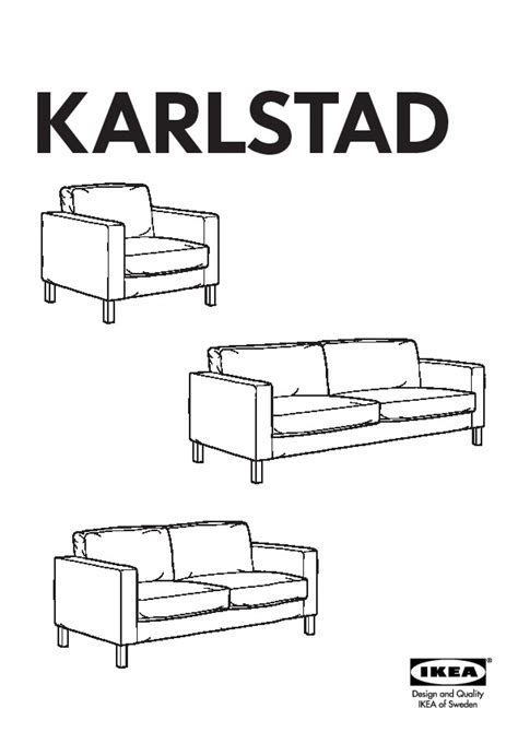 canap karlstad 3 places karlstad structure canapé 3 places ikea ikeapedia