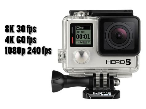 Gopro Price Gopro 5 Review Prices Specs Maggwire